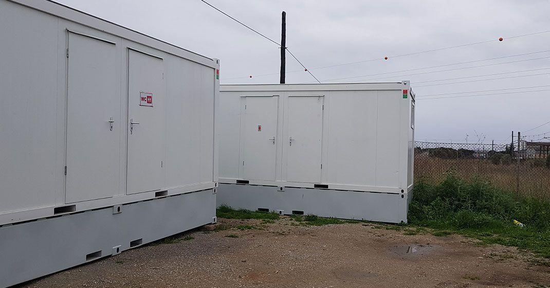 Sanitario modular Boxi 2