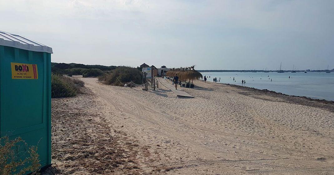 Servicios Playas y areas recreo Boxi 1