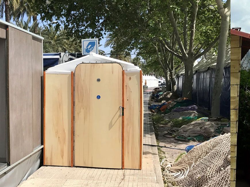 WC mobilidad reducida Boxi 1