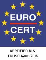 Certified ISO 14001 (1)